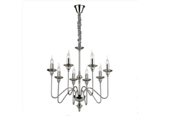 Люстра Artu SP8 (Ideal Lux) купить в салоне-студии мебели Барселона mnogospalen.ru много спален мебель Италии классические современные