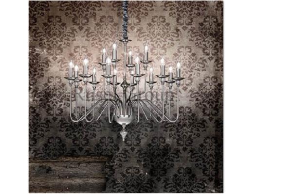 Люстра  ARTU' SP16 (Ideal Lux) купить в салоне-студии мебели Барселона mnogospalen.ru много спален мебель Италии классические современные