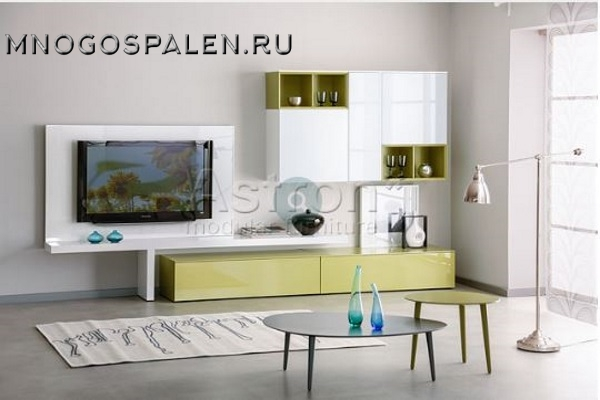 Гостиная Sibox B001 Astron купить в салоне-студии мебели Барселона mnogospalen.ru много спален мебель Италии классические современные