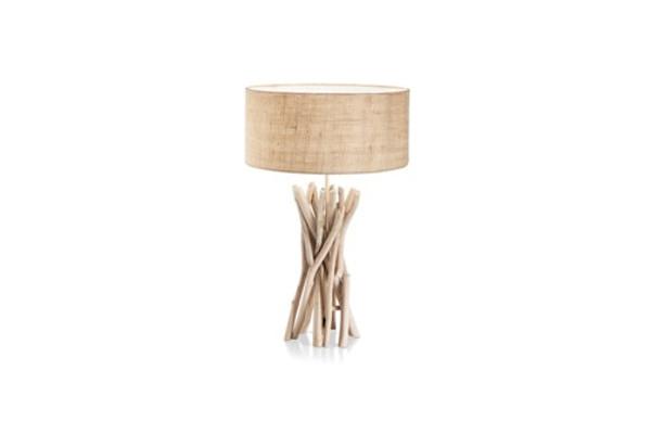 Торшер DRIFTWOOD TL1 Ideal Lux купить в салоне-студии мебели Барселона mnogospalen.ru много спален мебель Италии классические современные